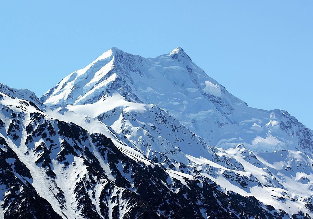 Aoraki/Mount Cook | © Wikimedia Commons