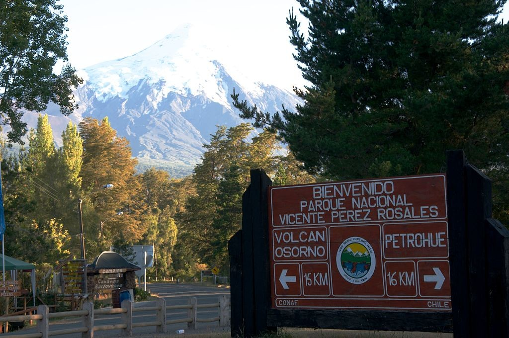 Parque Nacional Vicente Pérez Rosales   © Sam Beebes / WikiCommons