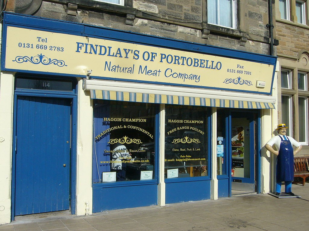 Findlay's Of Portobello | © WikiCommons