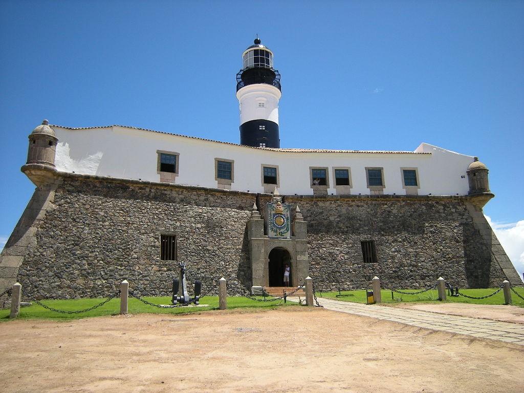 Museu Náutico da Bahia / © Leandro Neumann Ciuffo / Wikimedia Commons