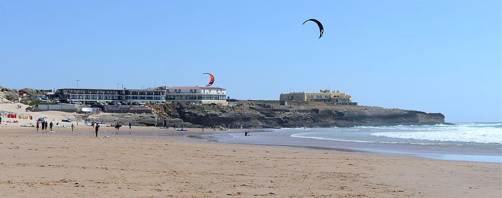 Guincho Beach © Alvesgaspar / Wikimedia Commons