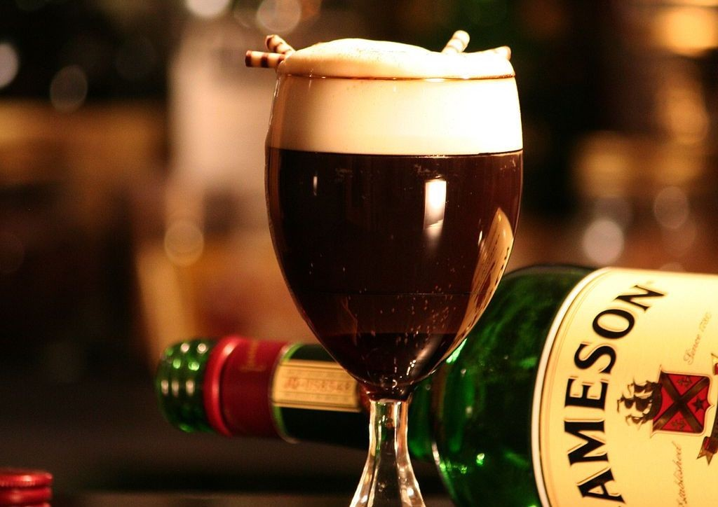 Irish Coffee | © Marler/WikiCommons