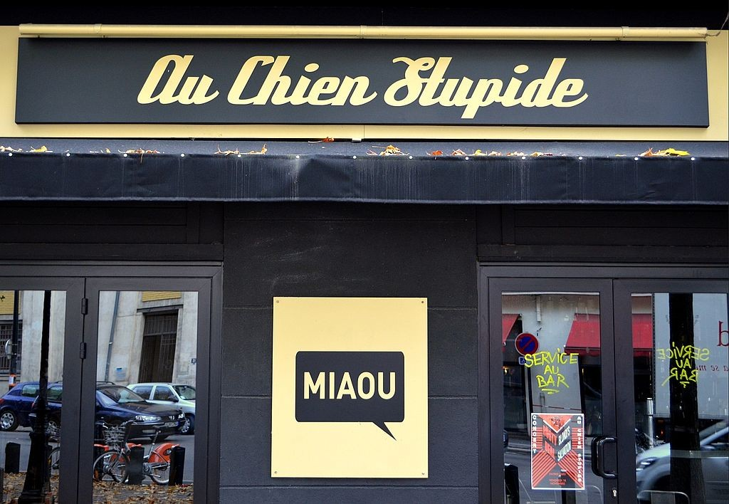Au Chien Stupide | © Benutzer:Brunswyk / WikiCommons