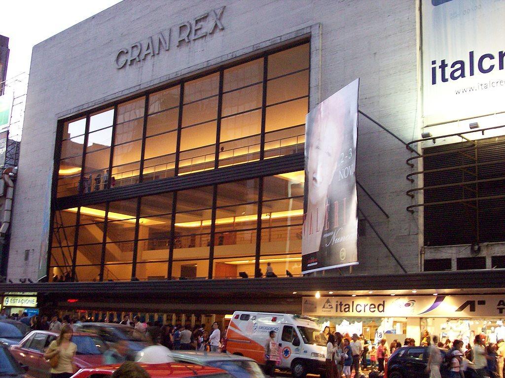 Teatro Gran Rex | © Roberto Fiadone/Wikipedia