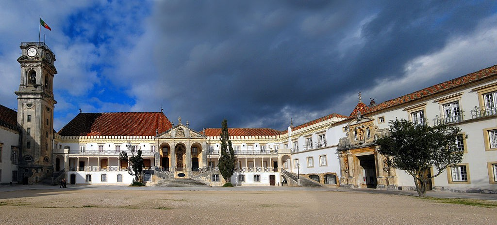The real Coimbra University © Andreas Trepte / Wikimedia Commons