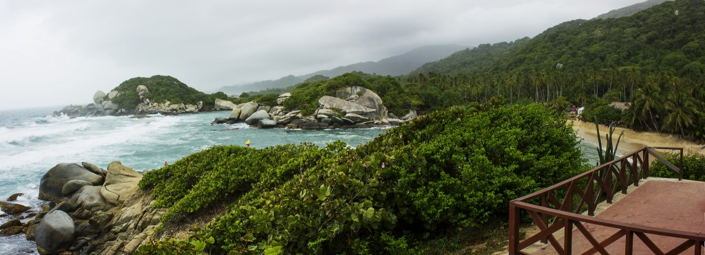Colombia's Tayrona National Park © Carlos Andres Reyes / Flickr