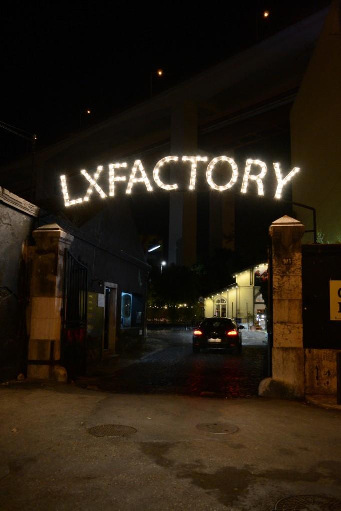 LX Factory © Nuno Luis / Flickr