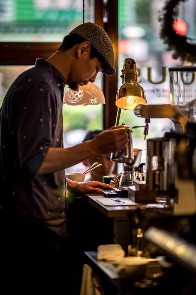 The fine art | © Rufous Coffee