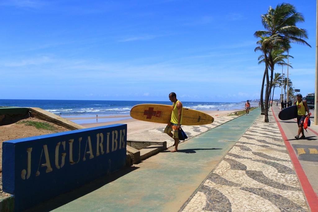 Cocoon Hotel is located nearby popular Praia de Jaguaribe / © Turismo Bahia / Flickr