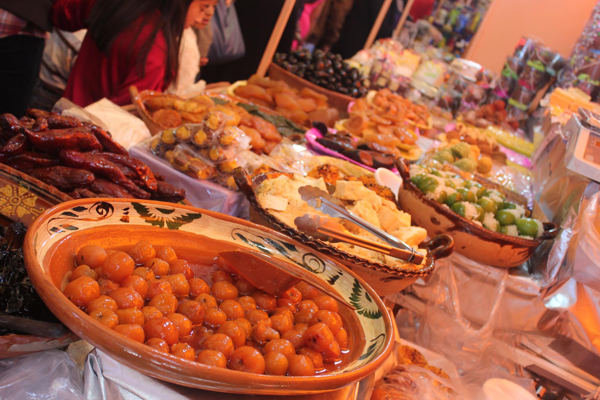 Food lovers will be happy here | © Diego L. Cuevas/Flickr