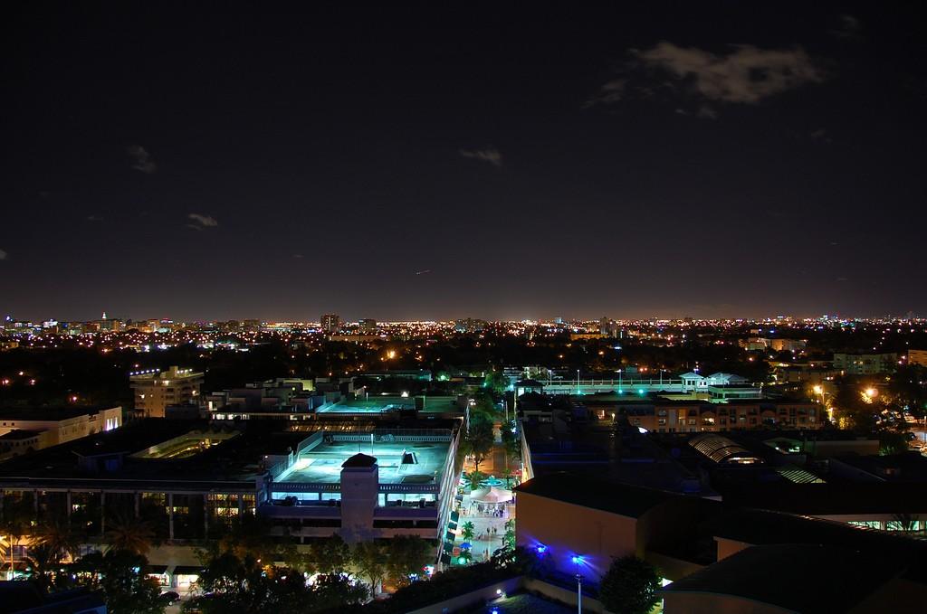 Coconut Grove Skyline | LWYang/Flickr