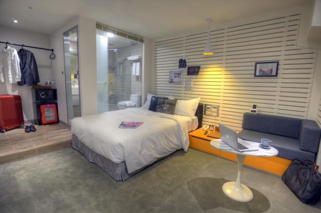 Swiio Hotel Ximen | © Swiio Hotels