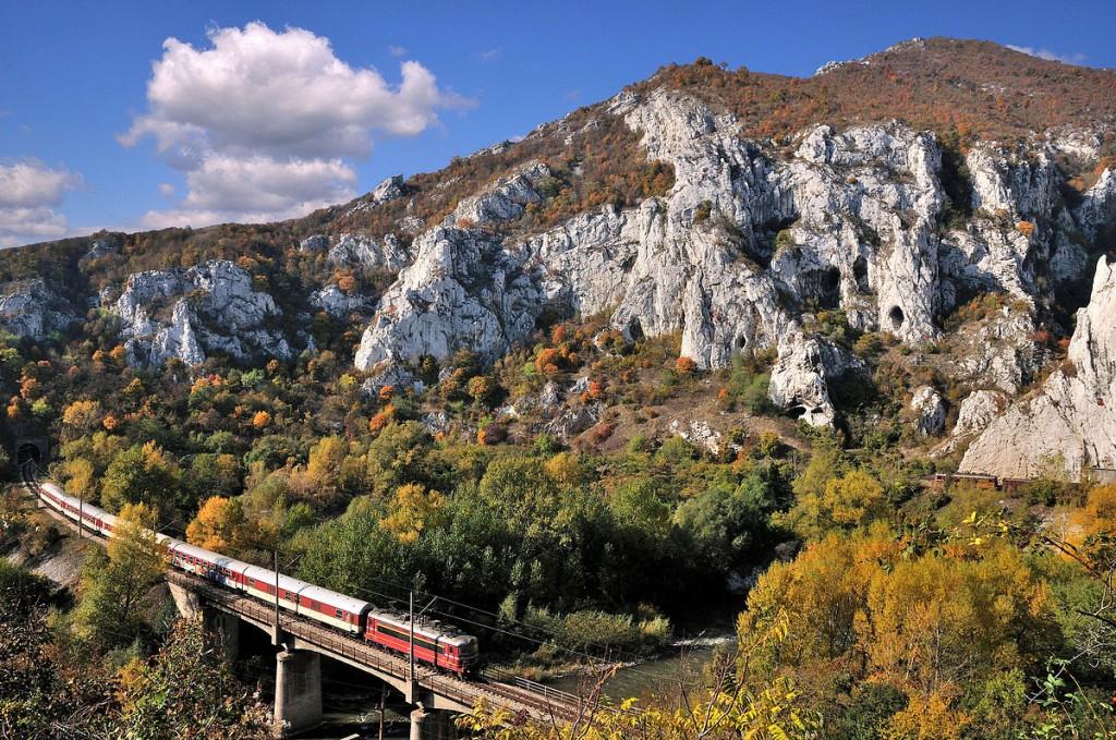 The Iskar River Gorge | © Toli Nikolaev/WikiCommons