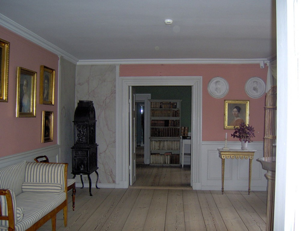 Bakkehuset Museum interior | © Charlotte S H Jensen / Wikimedia Commons