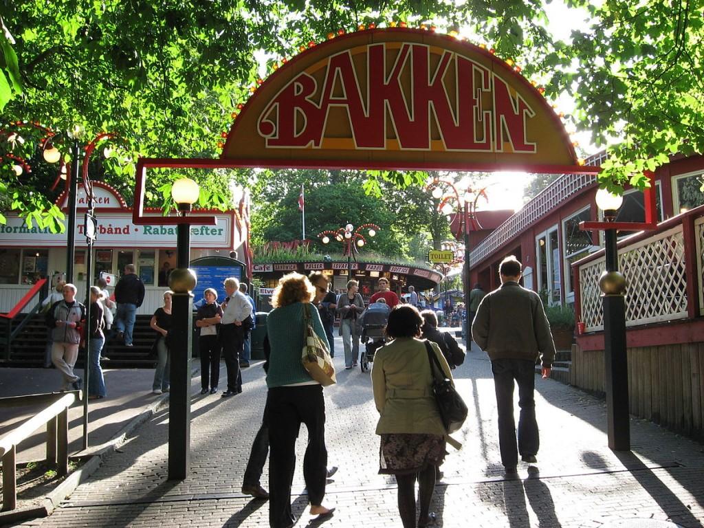 Bakken amusement park | © Erkan / Wikimedia Commons