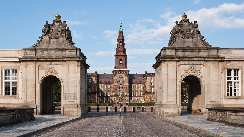 Christiansborg Palace | © ulian Herzog / Wikimedia Commons