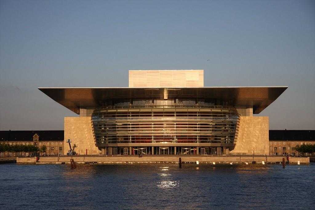Copenhagen Opera House | © Magnus Kjaergaard / Wikimedia Commons