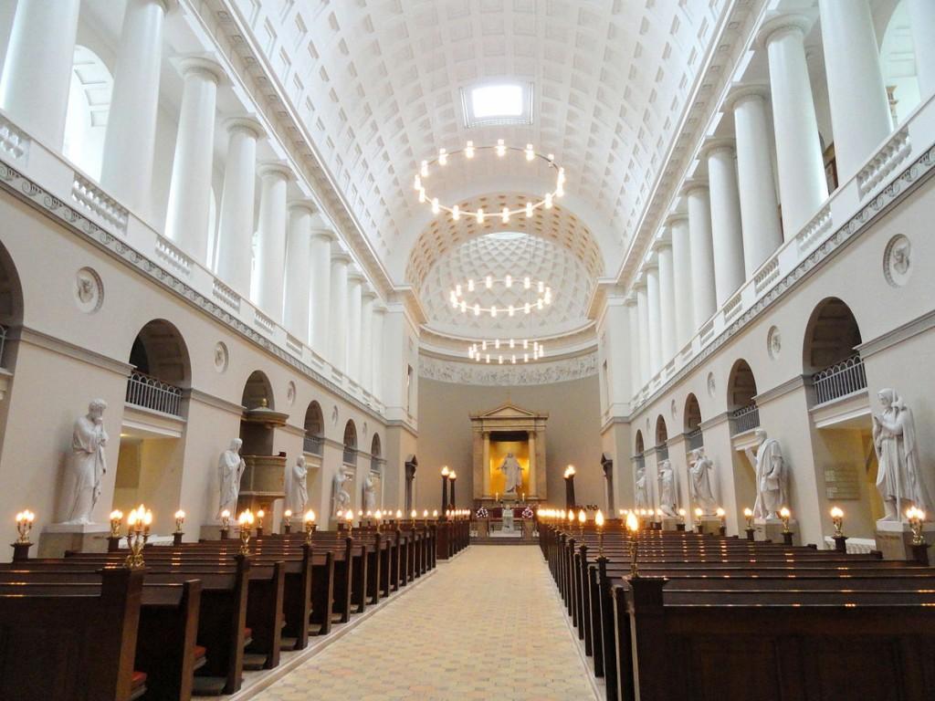 Vor Frue Kirke | © Daderot / Wikimedia Commons