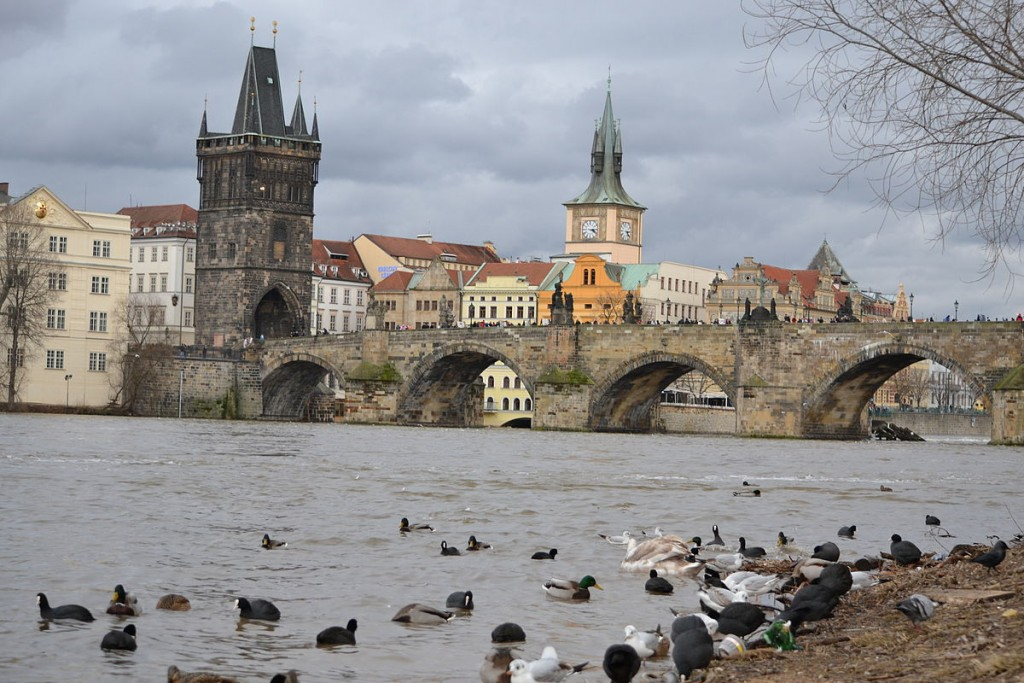 Charles Bridge has been featured in many films | ©David Sedlecký / Wikimedia Commons