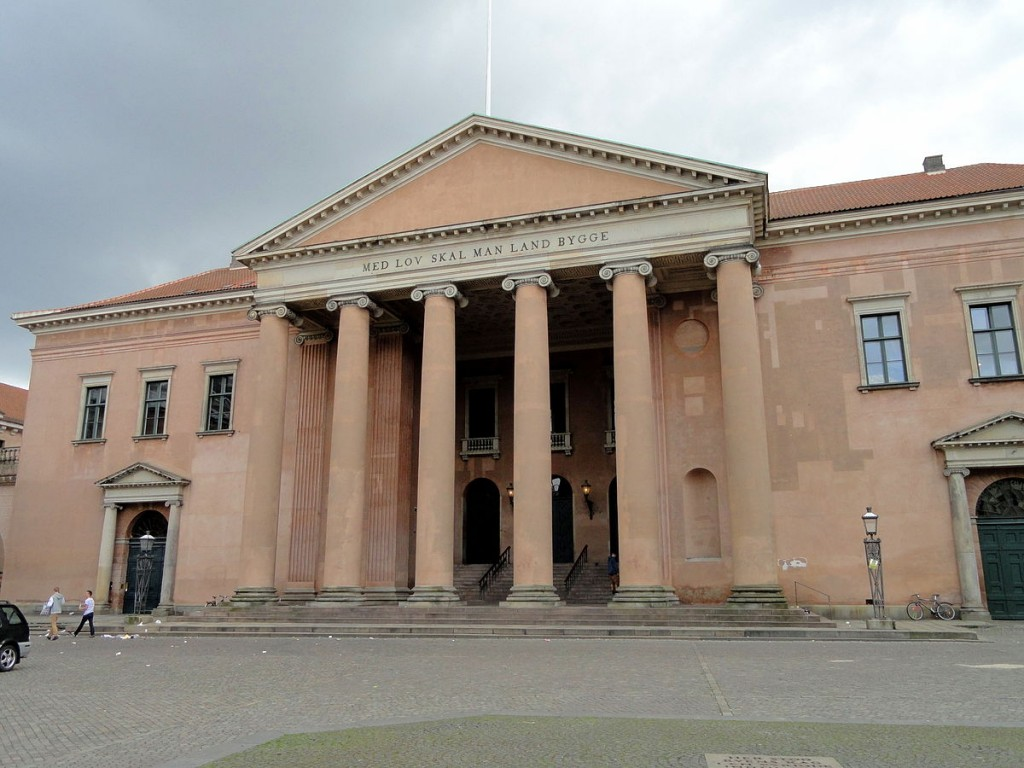 Copenhage's Court House | © Daderot / Wikimedia Commons