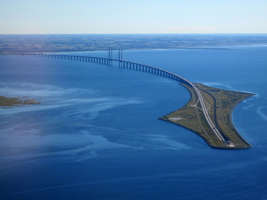 Øresund Bridge | © Nick D / Wikimedia Commons