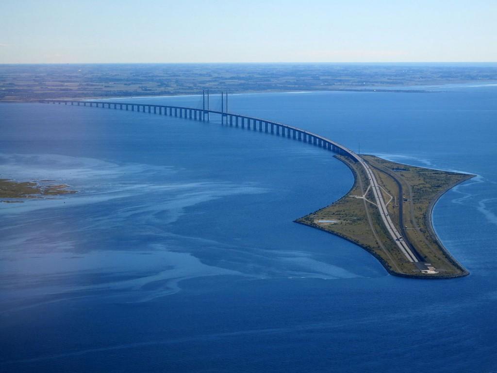 Øresund Bridge | © Nick-D / Wikimedia Commons