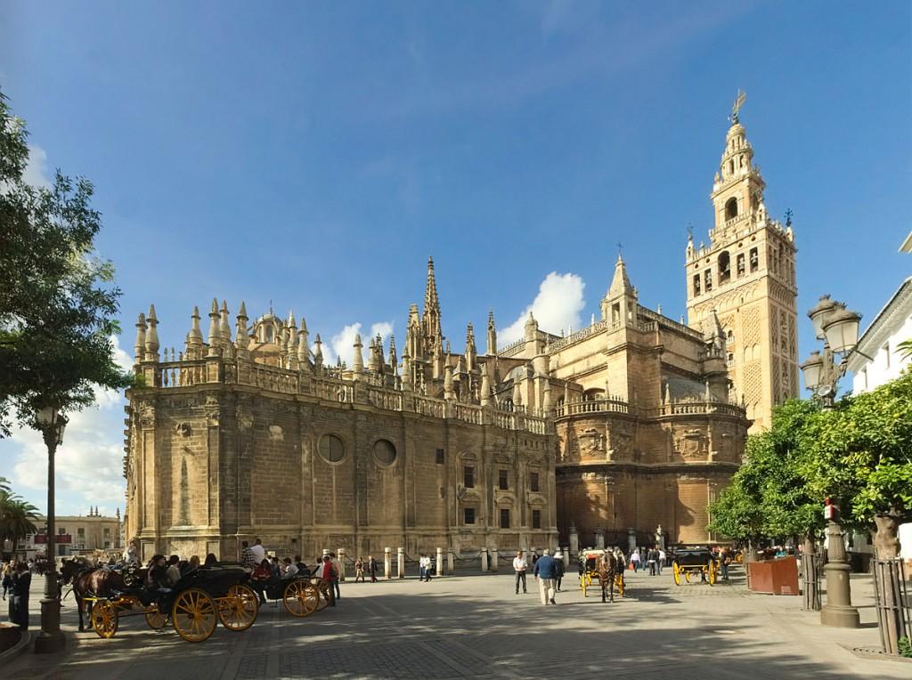 Sevilla Cathedral © Ingo Mehling/WikiCommons