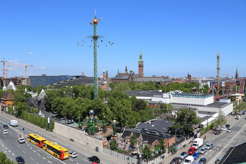 Tivoli Gardens | © Philaweb / Wikimedia Commons