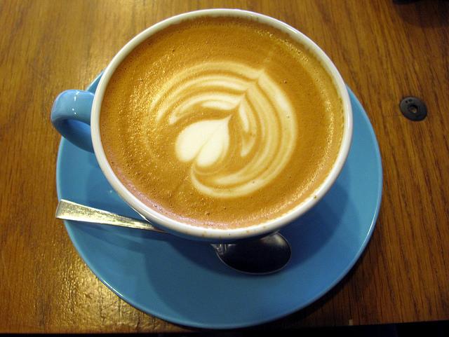 Prufrock's coffee