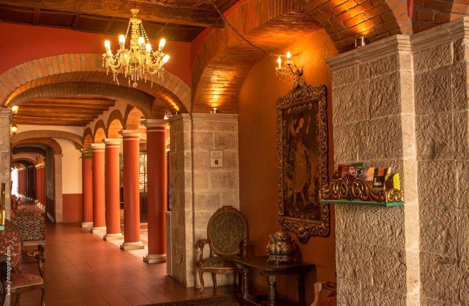 Hotel Monasterio | © Hotel Monasterio/Facebook