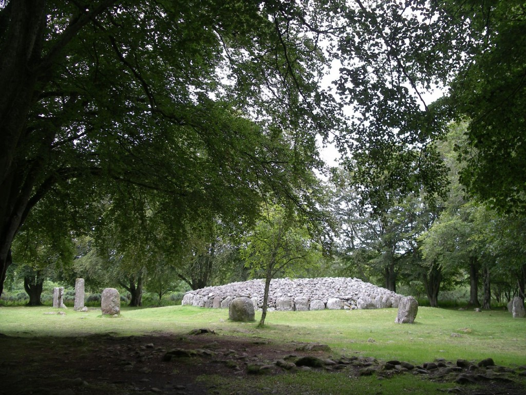 Clava Cairns | © Shadowgate/Flickr