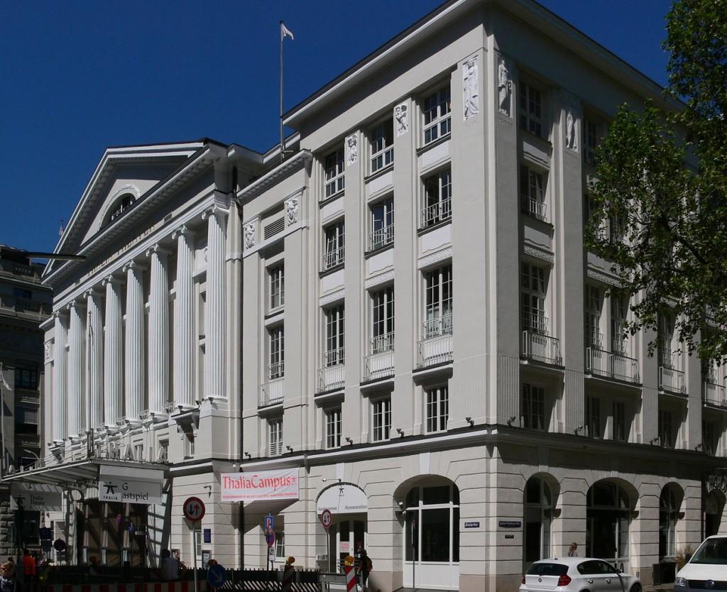 Thalia Theatre | © Andreas Praefcke / Wikimedia
