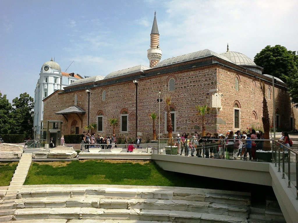 Dzhumaya Mosque | © Ivelin Vraykov/WikiCommons