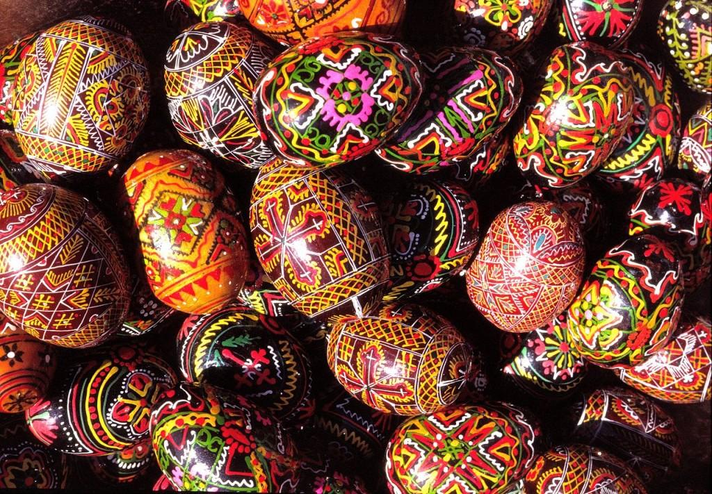 Easter eggs in Greece | © Reinhard Kirchner/WikiCommons