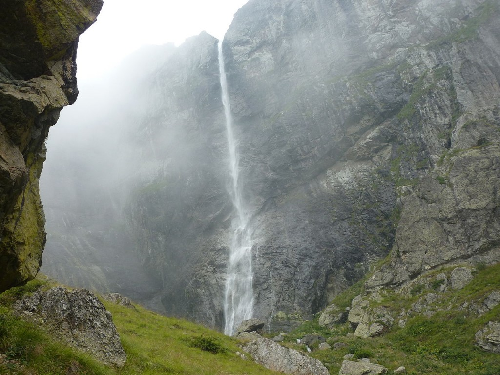 Raysko Praskalo Waterfall | © Petya Stavarova/WikiCommons