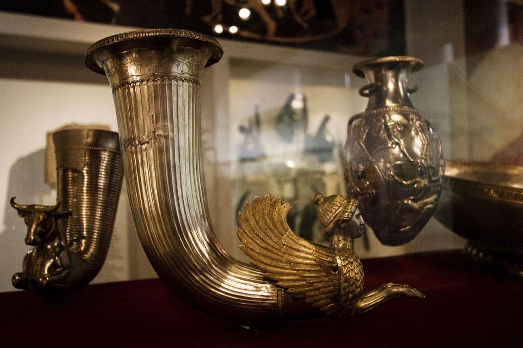Borovo treasure | © Ann Wuyts/WikiCommons