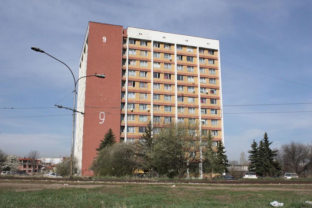 Students Town in Sofia | © Apostoloff/WikiCommons