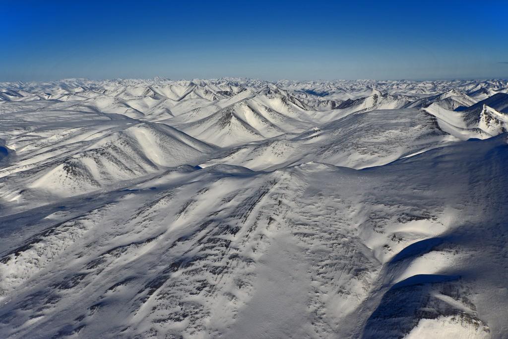 Isolated in the Yukon | © NASA ICE / Flickr
