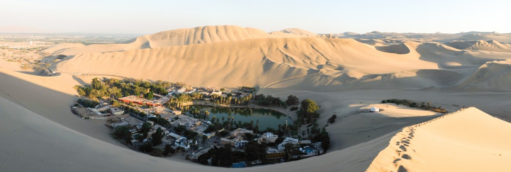 Huacachina oasis. |©Christopher Crouzet/Flickr