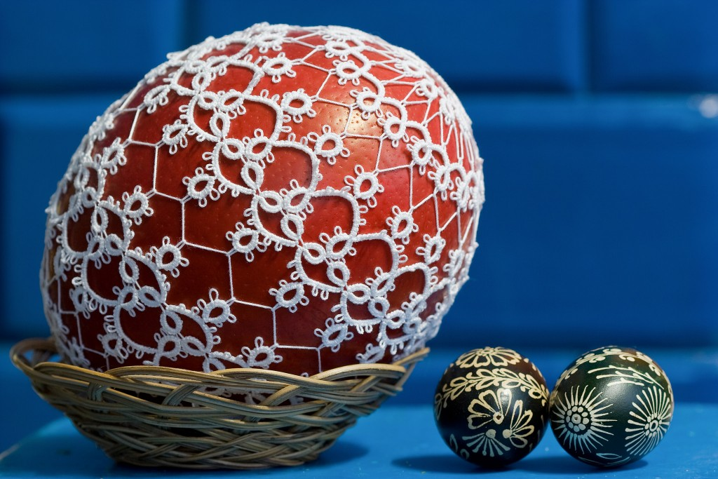 Polish pisanka | ©Ministry of Foreign Affairs of Poland/Flickr