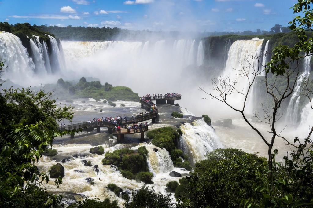 Iguazu Falls | © Deni Williams/Flickr