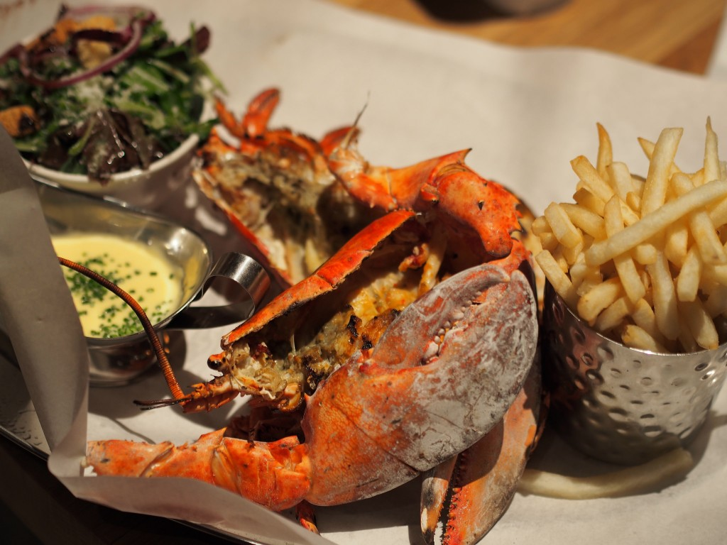 Grilled Lobster|© Chris Pople/FlickR