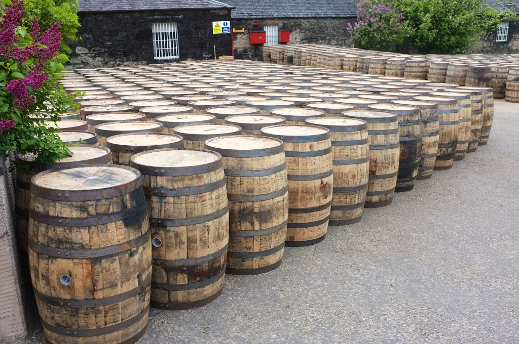 Glenmorangie Barrels | © Martin Thomas/Flickr