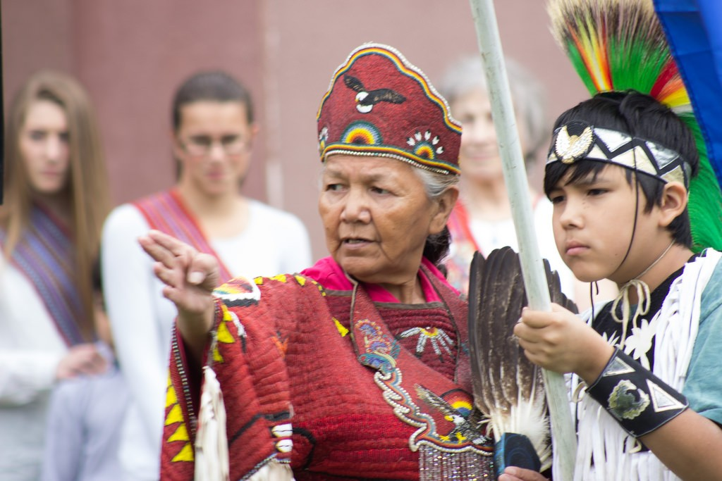 National Aboriginal Day Celebrations in BC | © University of the Fraser Valley / Flickr