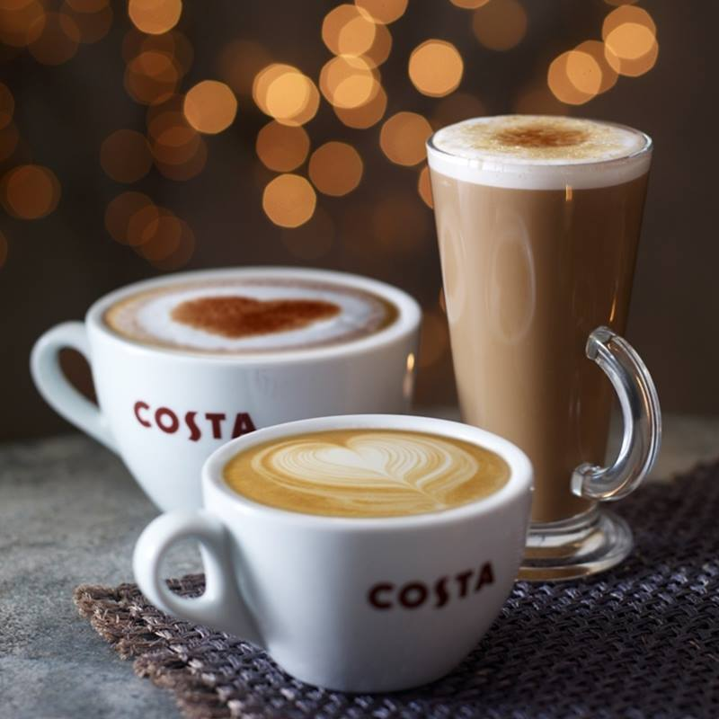 © Costa Coffee Jordan | Facebook