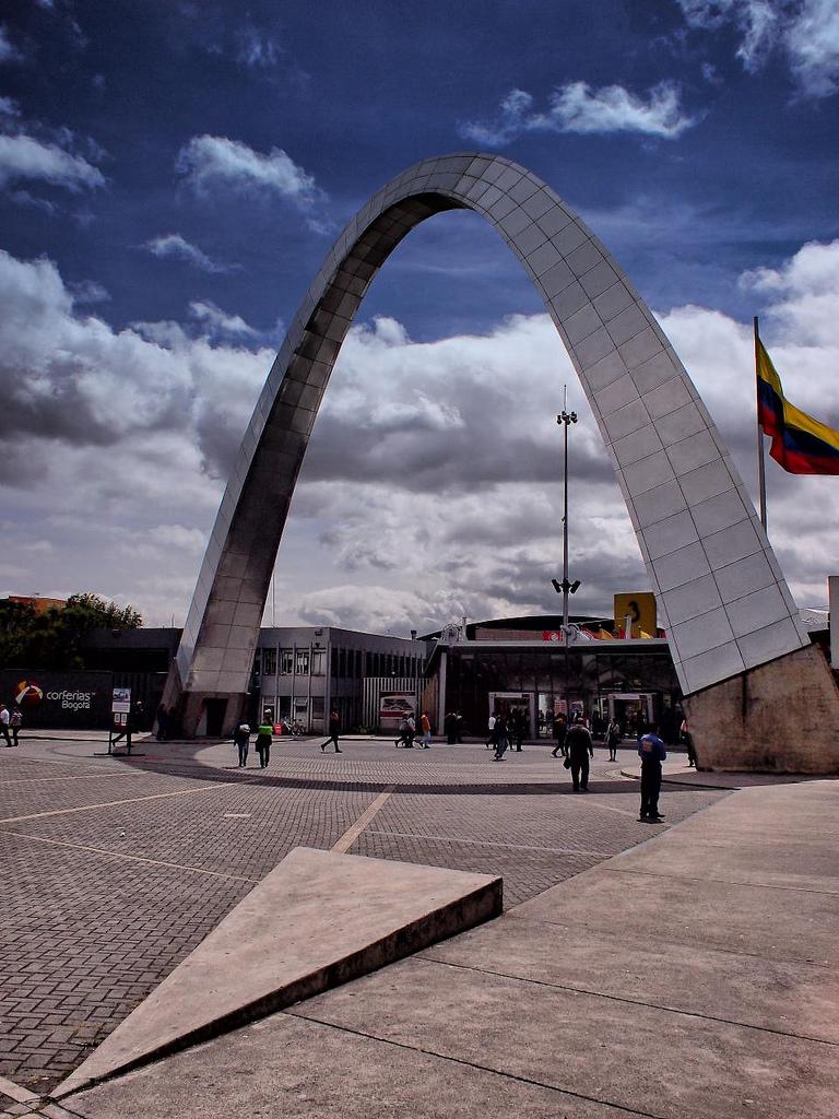 Corferias Bogota © Juan Carlos Pachon / Flickr