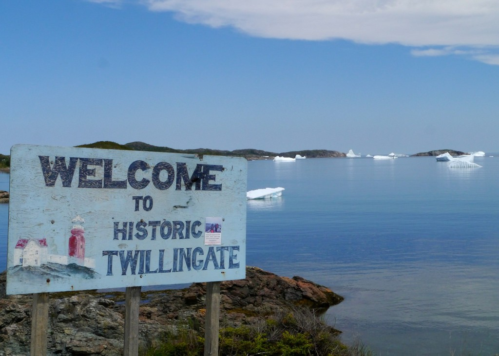Twillingate is Iceberg Central | © Kim Manley Ort / Flickr