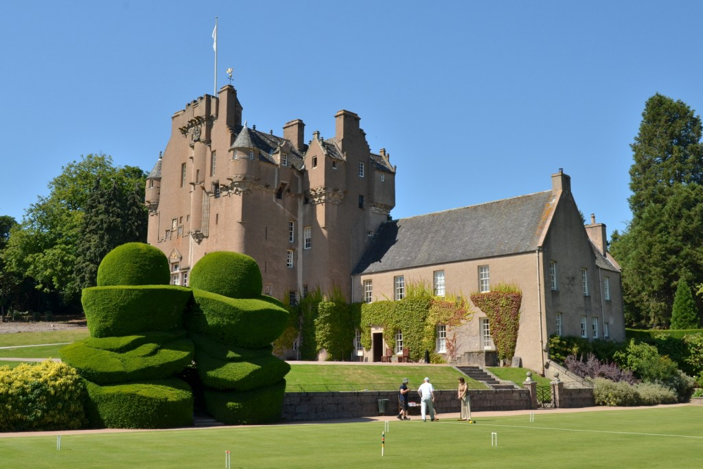 Crathes Castle |© leva Haa/Flickr