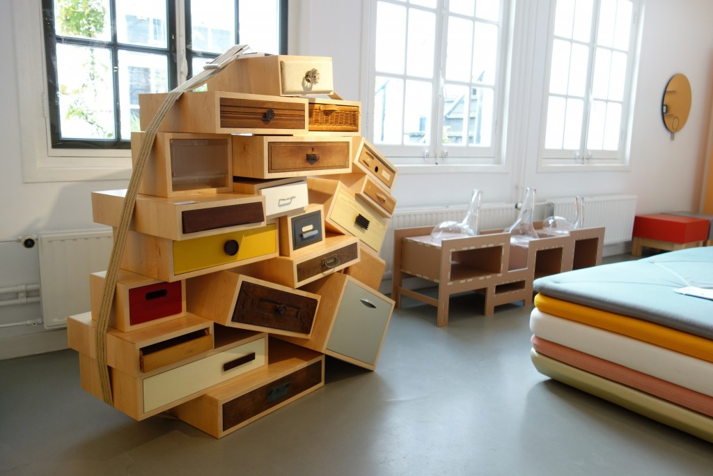 Tejo Remy's Chest of Drawers at Droog | © Franklin Heijnen / Flickr