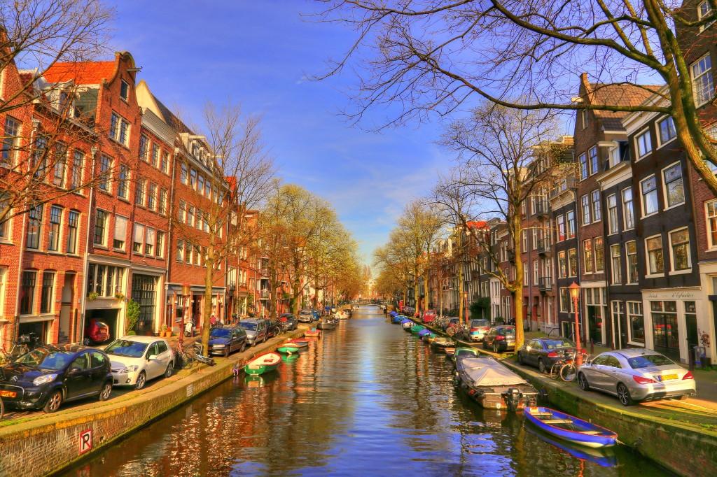 Inner Canal Belt Amsterdam Hotels